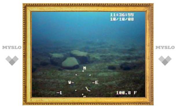На дне Великих озер нашли следы древних людей