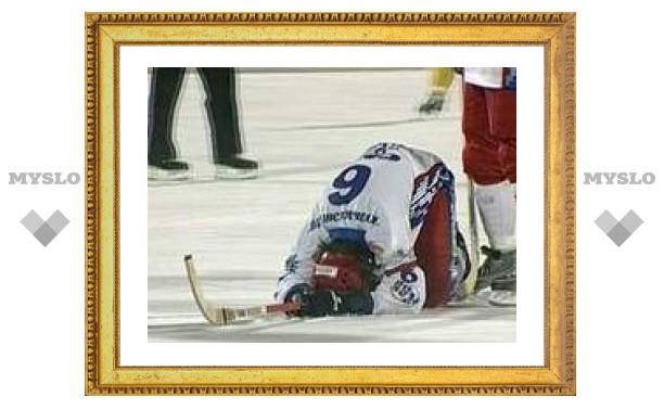 ЧМ по хоккею с мячом выиграла сборная России