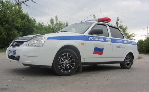 """В Новомосковске введён план """"Перехват"""""""