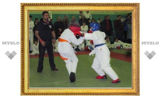 Тульские рукопашники поедут на чемпионат страны