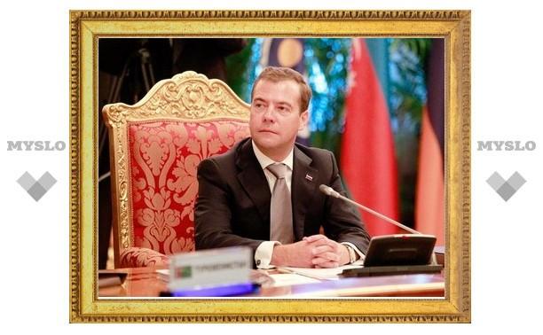 Россия решила реформировать Таможенный союз и ОДКБ