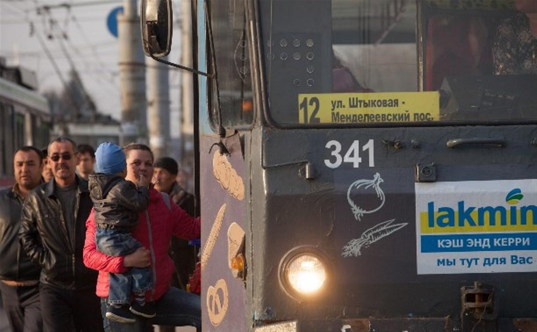 16 апреля трамваи №12 и №13 пойдут по измененной схеме