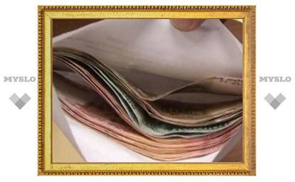 Под Тулой бухгалтер пыталась купить полицейского за 2500 рублей