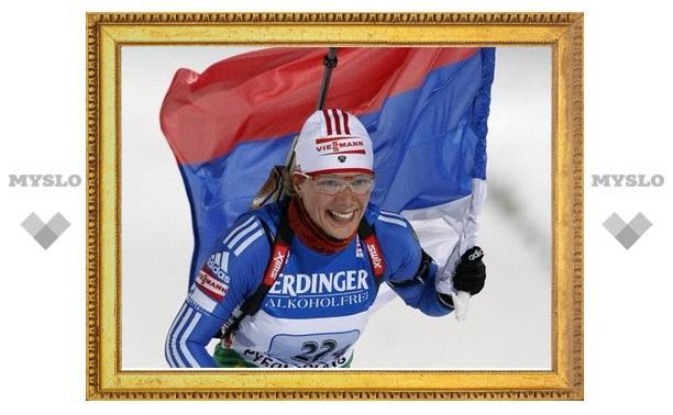 Ольгу Зайцеву сняли с гонки чемпионата мира