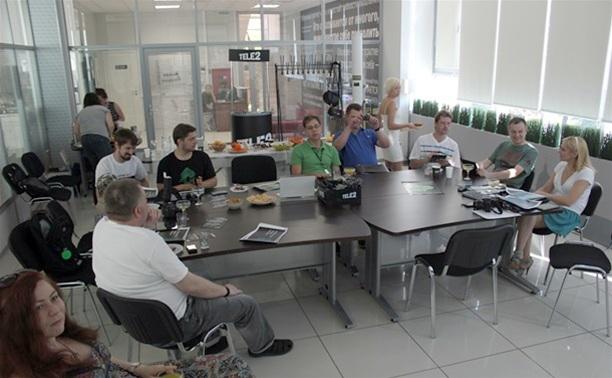 Тульские блогеры обсудили качество связи Tele2