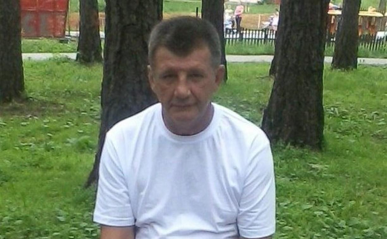В Узловском районе пропал мужчина