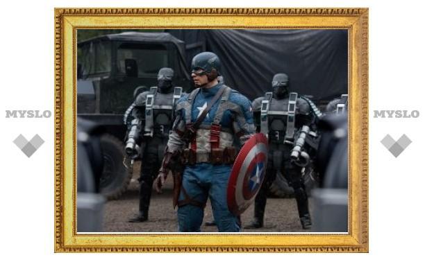 Капитан Америка возглавил российский кинопрокат