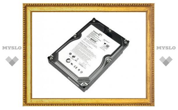 Seagate покажет трехтерабайтный жесткий диск