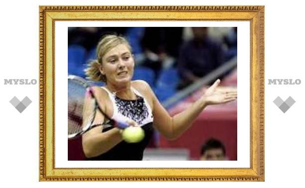 Шарапова попала на итоговый турнир года после отказа Винус Уильямс