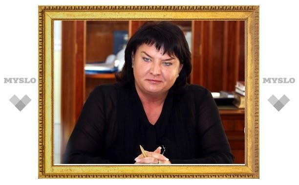 Алиса Толкачева пожаловалась Медведеву на тульских депутатов
