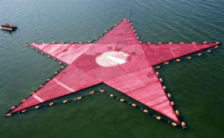 Суворовская «Звезда Победы» установила мировой рекорд