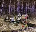 В ночном ДТП с Volkswagen Passat на окраине Тулы погиб мужчина