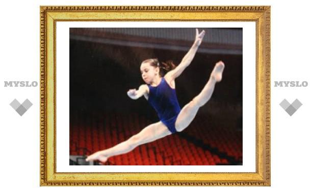 Тульская гимнастка стала лучшей в России
