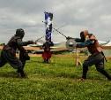В Центральном парке Тулы пройдёт мастер-класс по фехтованию