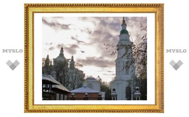 Тульские храмы в Рождество будут усиленно охранять