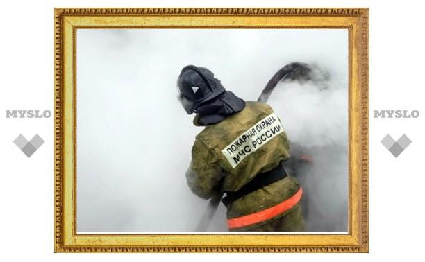 Старик едва не сгорел в собственном доме