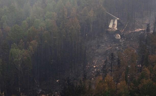 Алексей Дюмин выразил соболезнования в связи с крушением самолета МЧС в Иркутской области
