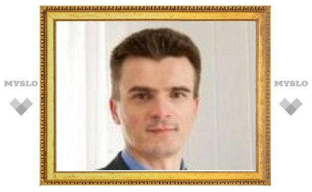 В Тульском правительстве уволился очередной чиновник