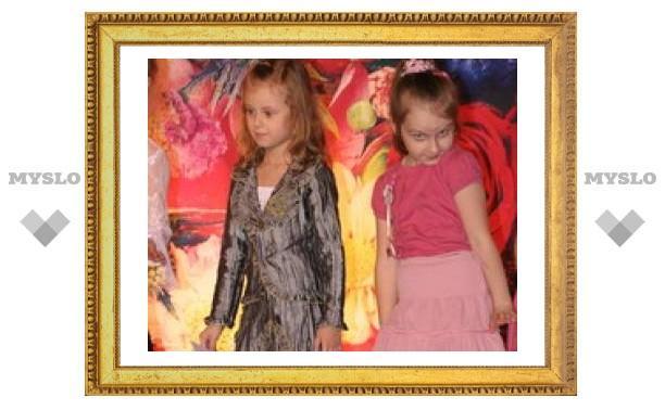 В Туле выберут юную принцессу!