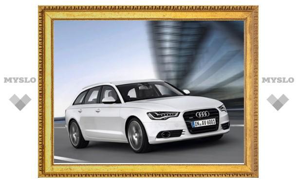 Названы российские цены на новый универсал Audi A6