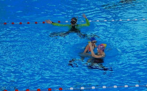 Тульский «Акванавт» лучше всех борется под водой