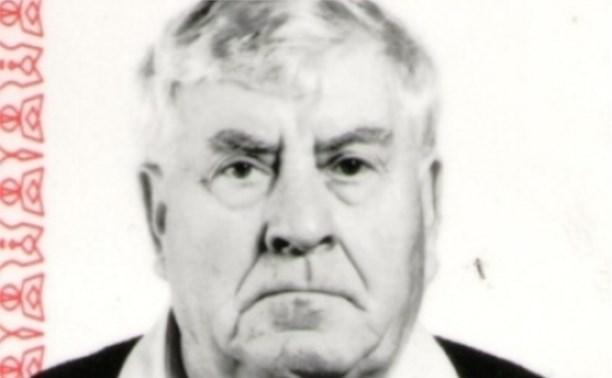 Полиция просит помощи в поиске пропавшего пенсионера