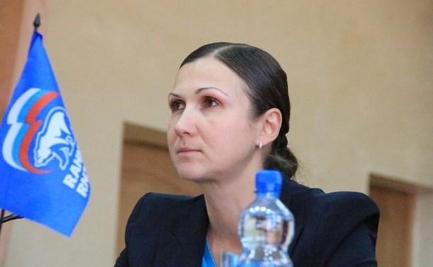 Юлия Марьясова: «Мы развернем сбор информации по соблюдению закона о торговле»