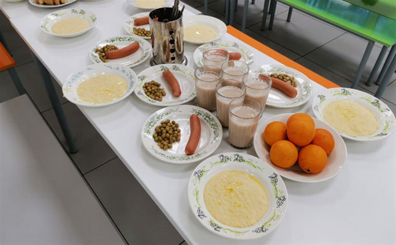 С этого года стоимость питания тульского школьника – 64 рубля в день
