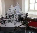 В музее оружия открылась выставка, посвященная пулемету Максима