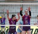 Волейболистка «Тулицы» попала в заявку сборной России на Лигу Наций