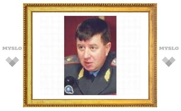 Президент РФ назначил нового начальника УВД по Тульской области