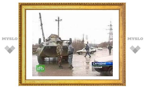 В Грозном ранены шесть карельских милиционеров