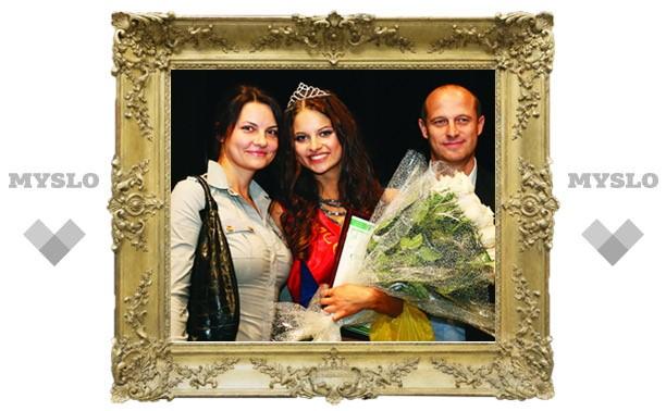 """Ирина Клейн стала """"Мисс Тула - 2010"""""""