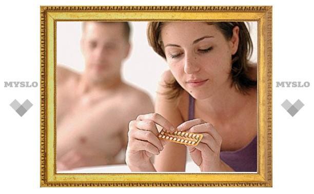 Противозачаточные таблетки побуждают женщин выбирать несексуальных мужчин