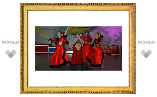 """Шоу-балет """"Цветы"""" стал чемпионом мира"""