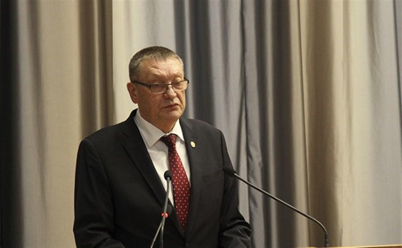 Сергей Харитонов вошел в рабочую группу по изменению Конституции