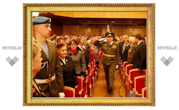 Тульские десантники стали одними из лучших