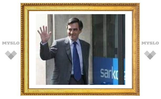 Саркози назвал Блэру имя нового премьер-министра Франции