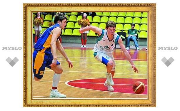 Тульские баскетболисты стали чемпионами
