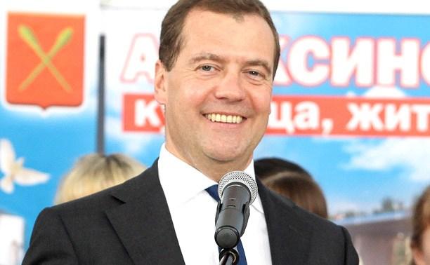 На празднование годовщины Куликовской битвы приедет Дмитрий Медведев