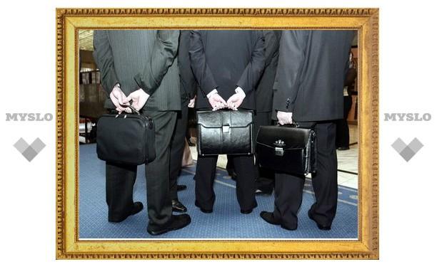 В 2012 году Тула избавится от 200 «лишних» чиновников