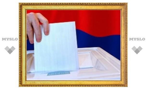Туляки выбрали «Единую Россию»