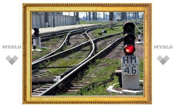 В Туле на железнодорожной станции нашли повешенную кладовщицу