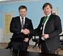Корпорации развития Тульской и Орловской областей заключили соглашение о сотрудничестве