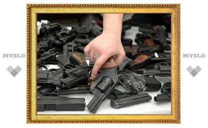 Тульская полиция: «Сдать оружие! Пожалуйста…»