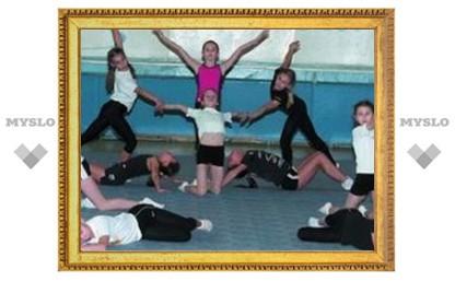 Тульским гимнасткам поможет Чарли Чаплин
