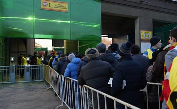 Система распознавания лиц не пустила болельщика на матч «Арсенал» – «Урал» в Туле