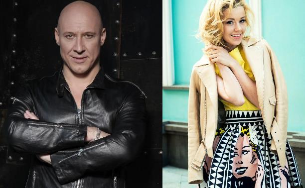 В День города на главной площади Тулы выступят Денис Майданов и Юлианна Караулова