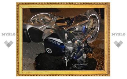 В Туле виновник смертельного ДТП с мотоциклистом получил условный срок