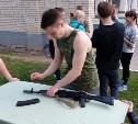 В Туле состоялось открытие военно-спортивной игры «Зарница-2016»